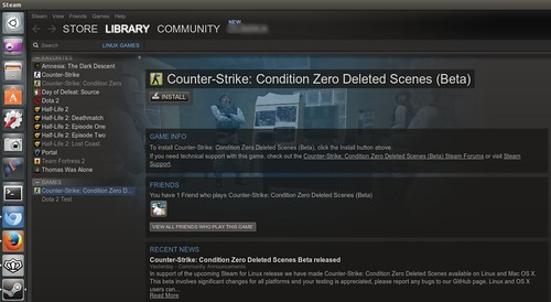 Counter-Strike: Condition Zero Deleted Scenes (Linux / Steam) | by HUP.hu