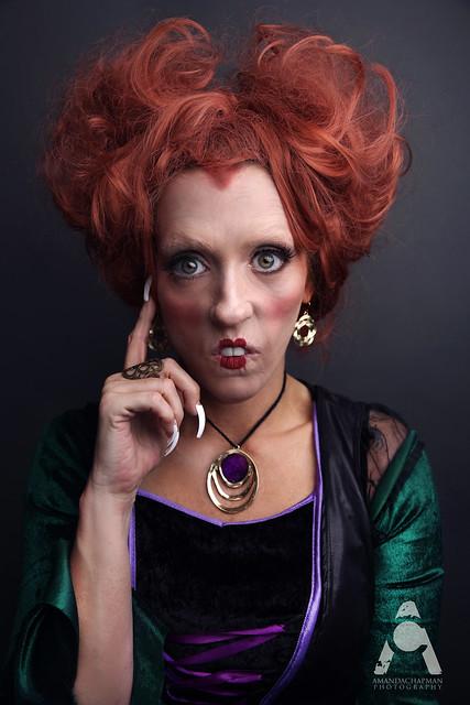 Winifred Sanderson- Hocus Pocus