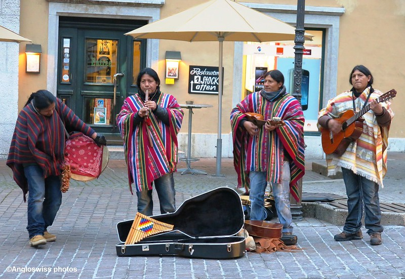 South American Musicians in Solothurn