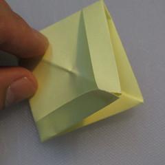 การพับกระดาษเป็นรูปเรือใบ (Origami Boat – 船の折り紙) 006
