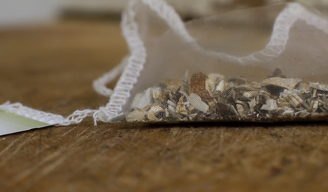 shrooms in tea bag (2013)