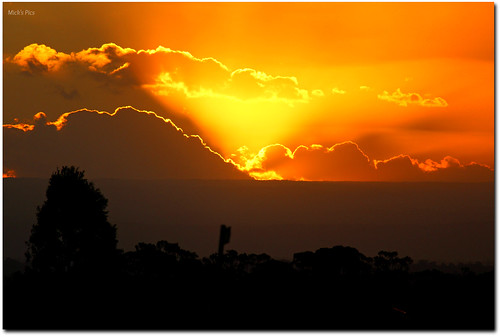 sunset colour silhouette clouds canon fire photography bush flickr smoke sydney australia disaster heat fires bushfires wildfires canonphotography 2013 sydneyfires hawkesburyfires
