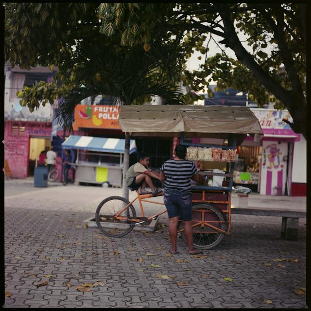 merienda triciclo