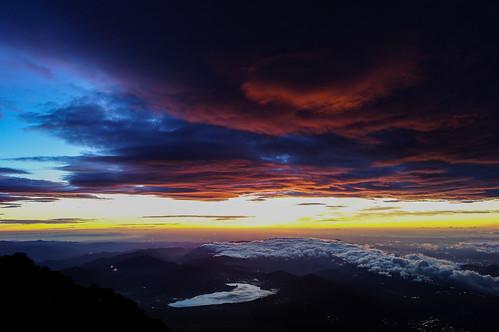 Desde la cima del Fuji   by jose.jhg