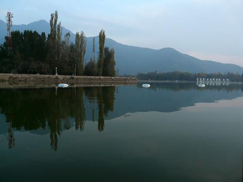 Dal Lake, Srinagar, Kashmir | by Dr. Partha Sarathi Sahana
