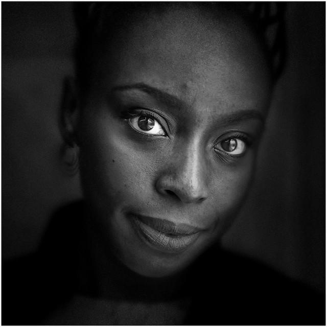 Chimamanda Ngozi Adichie. Nigerian writer, also living in the U.S. 2013