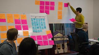 A List Apart big meeting, 30 January 2015   by Jeffrey