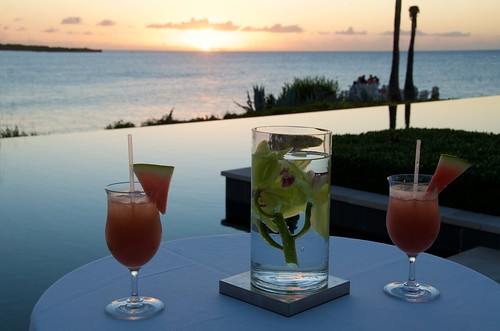 Anguilla Trip - Jan 2015 - Sunset and Drinks   by pmarkham