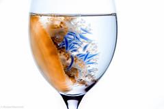 Kwal in glas