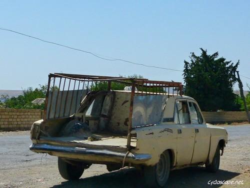 azerbaijan motorveichles kurdmashi