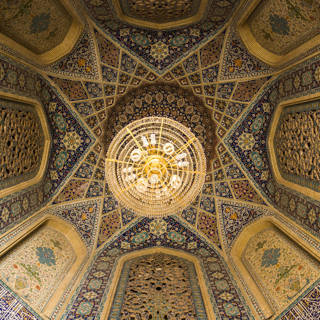 Shah Cherag à Shiraz