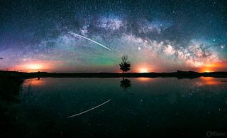 ISS Passover Panorama | by onelapse