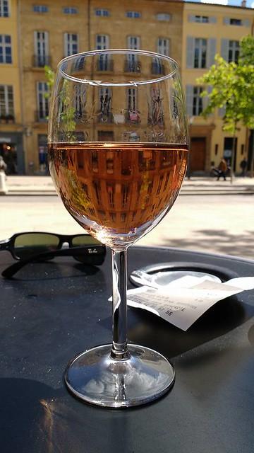 Rosé d'une Nuit   Aix en Provence   Bastide du Cours