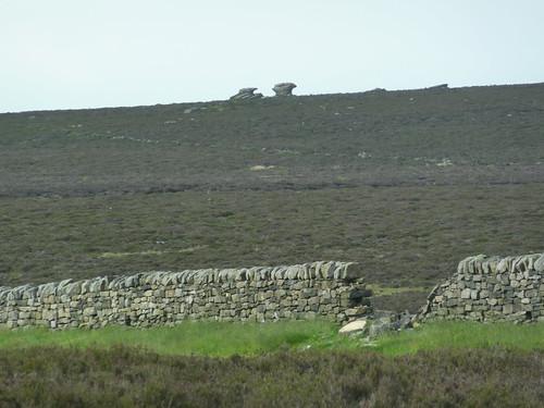Ox Stones, Burbage Moor SWC Walk 266 - Sheffield to Bamford (via Burbage Rocks and Stanage Edge) or to Moscar Lodge