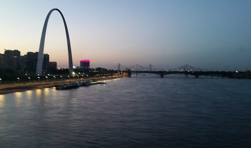 river arch stlouis missouri gatewayarch mississippiriver 2016
