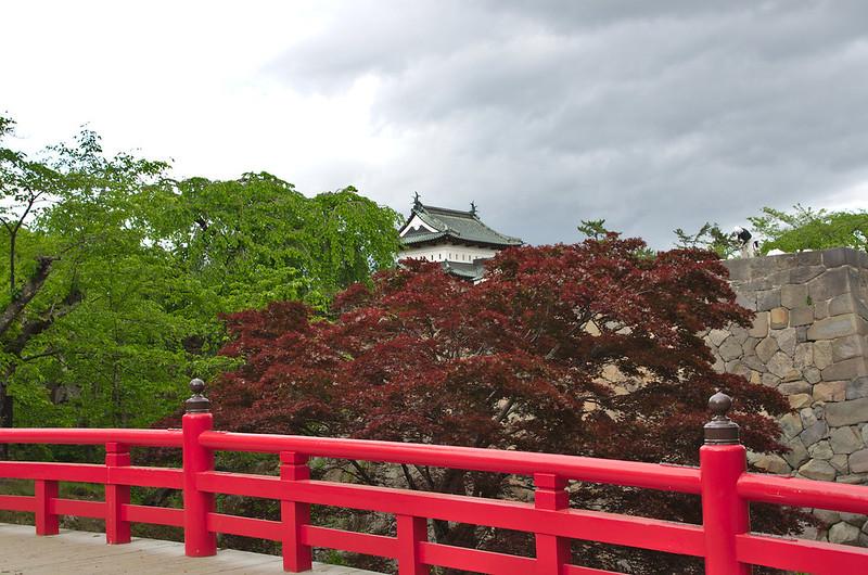 Donjon de Hirosaki-jo