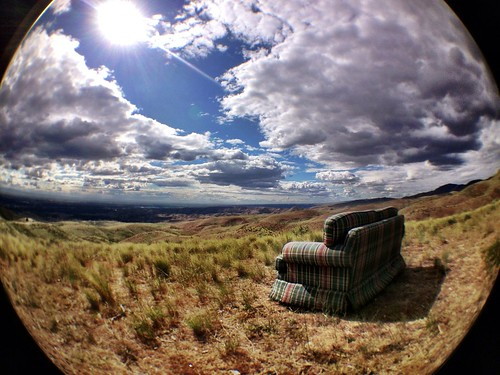travel mountains love clouds photography tim view fisheye idaho boise couch sofa gulch escapism iphone hulls timlove iphoneography olloclip upperhullsgulchtrailhead
