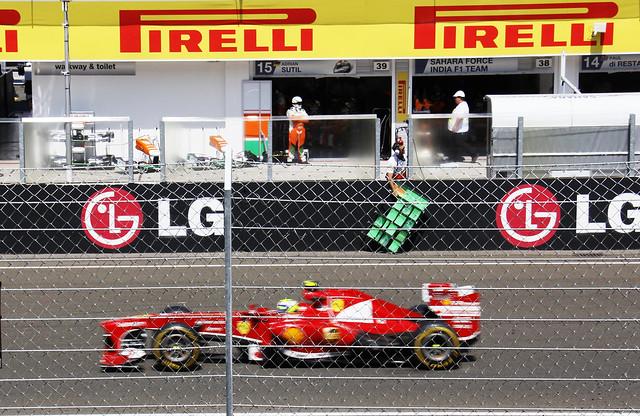 Formula One Grand Prix Hungaroring 2013