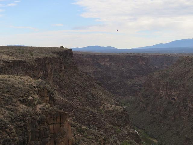 Rio Grande Gorge S P