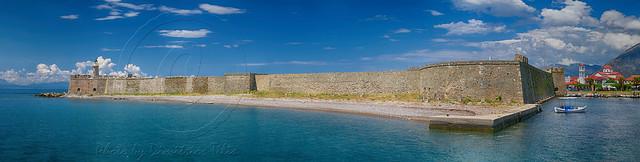 Antirrio Castle
