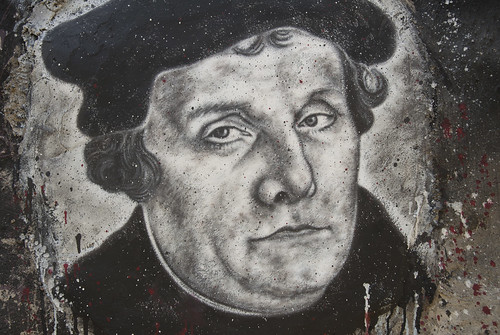 Martin Luther, painted portrait DDC_8746 | by Abode of Chaos