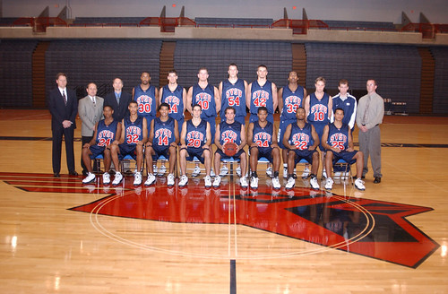 2003 mens basketball team