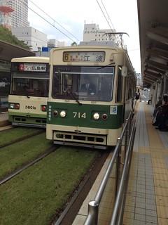 Hiroshima Streetcar   by MatthewW