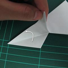 การพับกระดาษเป็นรูปตัวเม่นแคระ (Origami Hedgehog) 018