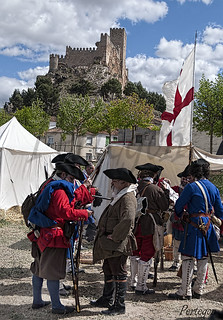 castillo soldados