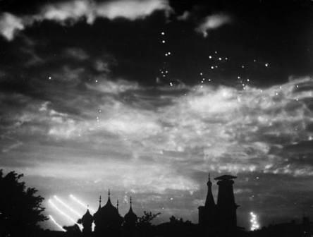 Ataque nocturno sobre Moscú 1941 - 2
