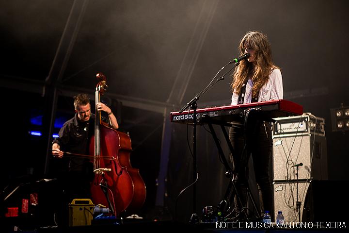 Julia Holter - NOS Primavera Sound '16