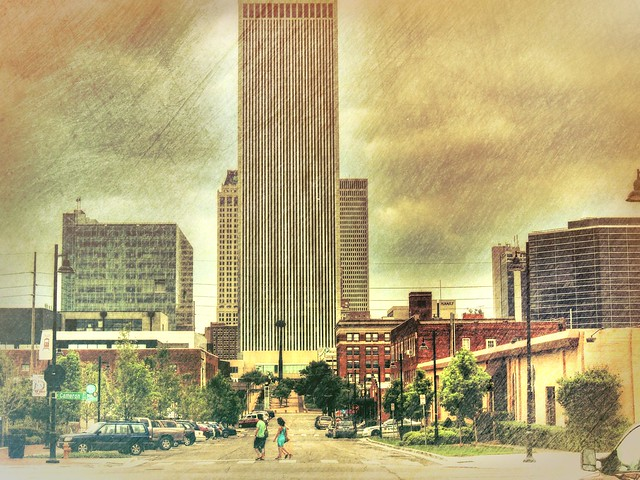 The Brady District - Downtown Tulsa