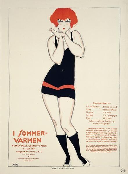 Summer Heat (c.1920)