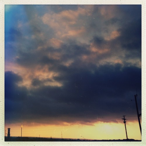 clouds sunrise landscape drama sunrisesunset iphoneography hipstamatic inas1982film foxylens oggl hipstaconnect hipstaweekly hwanyinastuesday pureoggl