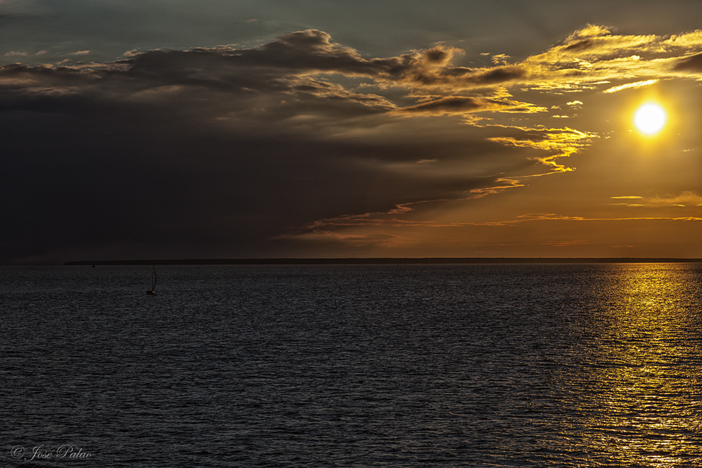 Surcando el Báltico