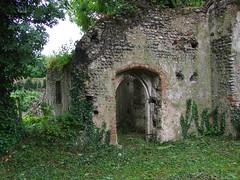 ruined vestry