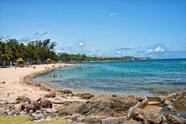 Beach San Juan