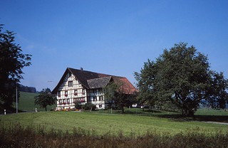 West Germany    -   Near Hohenzollern Castle    -    September 1985