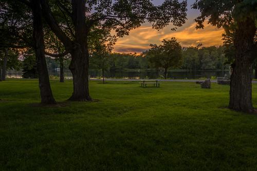 sunset mississippiriver hdr riversidepark meb carletonplace 32bithdr manualexposurebracketting