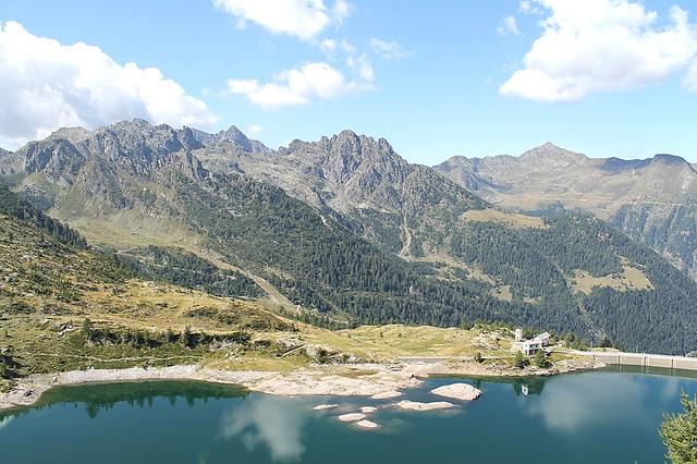 Lago del Pescegallo