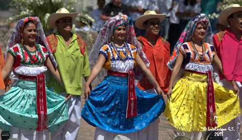 Danza Boda Huasteca - Coyutla - Veracruz - Ballet Folklórico Imágenes de Xalapa - HueyAtlixcayotl 2013 - Puebla - Mé xico