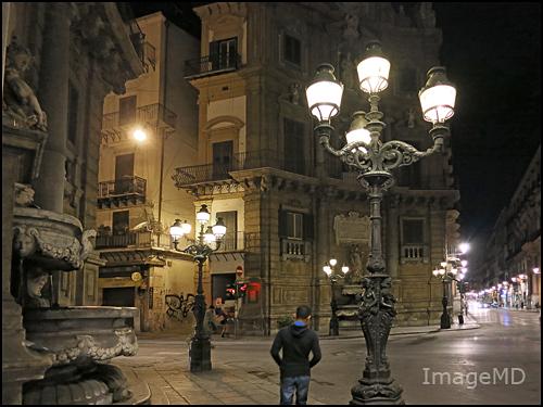 Palermo Night