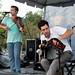 The Lost Bayou Ramblers at Scène Héritage, Festivals Acadiens et Créoles, Lafayette, Oct. 12, 2013