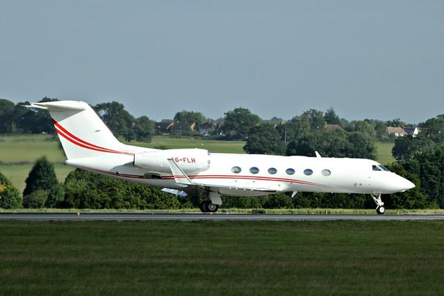 Gulfstream G450 : A6-FLH