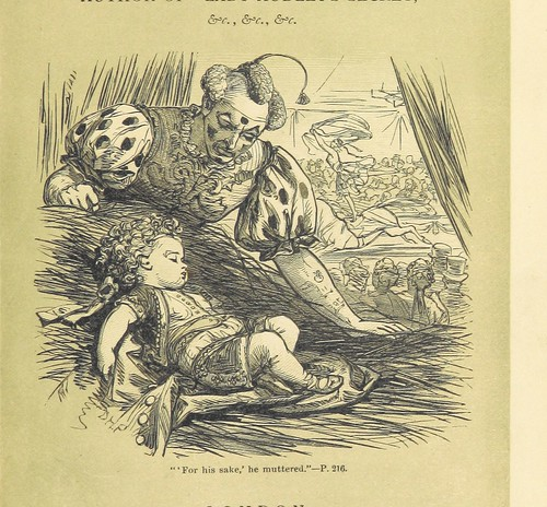 "British Library digitised image from page 11 of ""Ralph the Bailiff, and other tales. By the author of 'Lady Audley's Secret' [i.e. Miss M. E. Braddon]"""