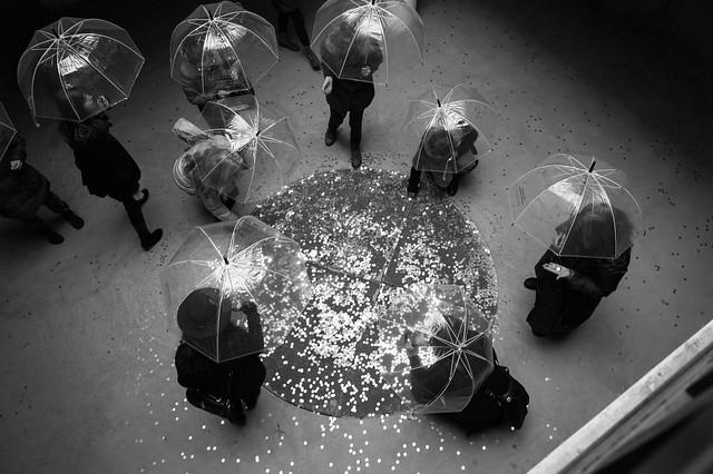 Vadim Zakharov's Danae, Russian Pavillion, 55th International Art Exhibition La Biennale di Venezia 2013, Venice