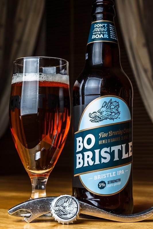 Bo Bristle - IPA
