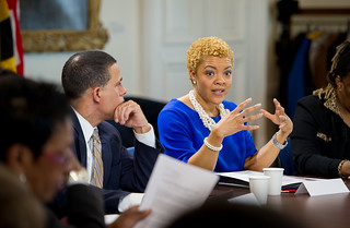 Lt. Governor Host MBE_Small Business Stakeholders Roundtable Discussion | by MDGovpics