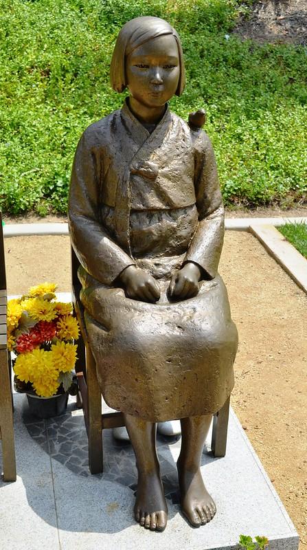 Comfort Women memorial 3