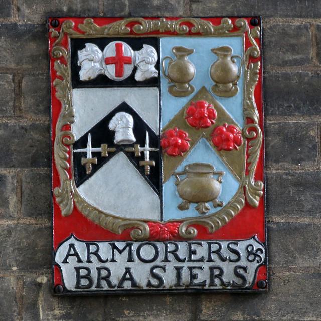 ARMORERS & BRASIERS